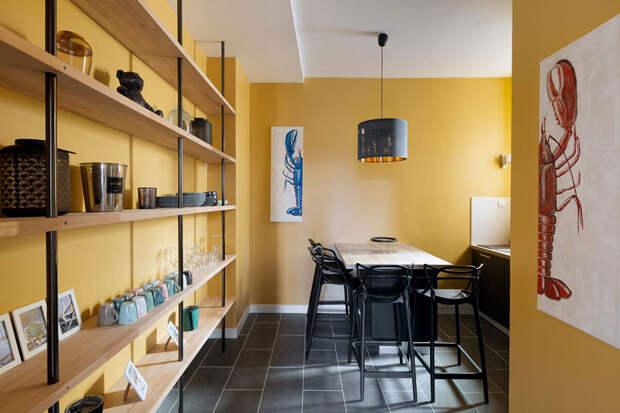 Элегантная квартира в историческом центре города Сен-Мало