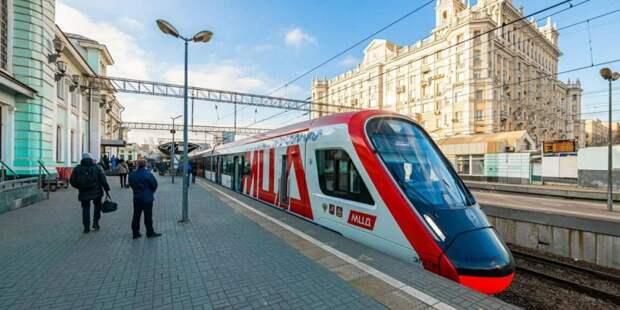 График движения поездов через «Петровско-Разумовскую» изменится