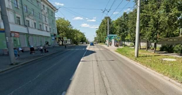 Пешеходный переход у Дворца спорта в Ижевске решили не переносить