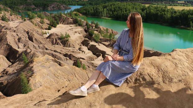 Кондуки или Романцевские горы - другая планета в Тульской области