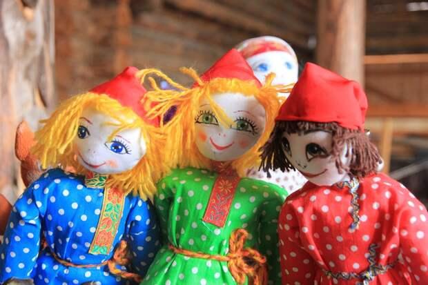 Народный, Кукла, Ручная Работа, Весна, Масленица