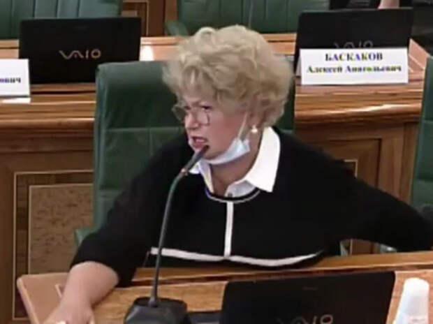 «Бомжового вида люди»: мать Собчак жестко высказалась об участниках протестов