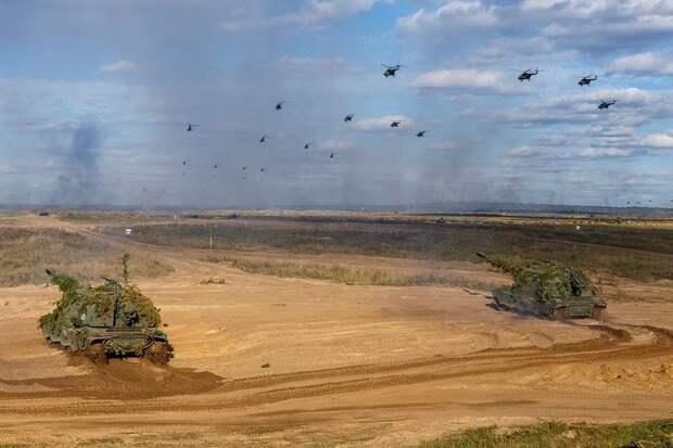 Россия выводит войска из Белоруссии после учений «Запад-2021»