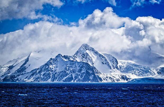 Удивительные рекорды Антарктиды