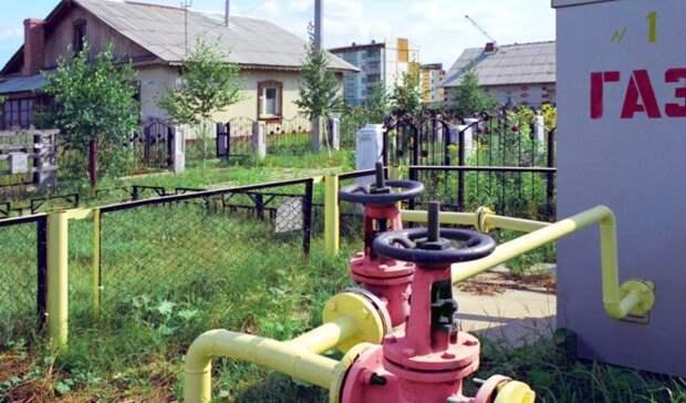 Источники газификации— засчет оптимизации