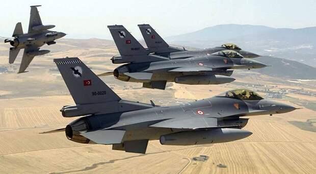 ВКС РФ обнулили турецкую авиацию в Сирии
