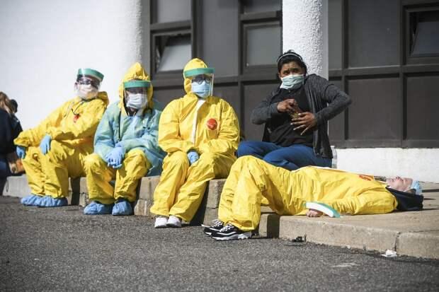 Ученых удивило истинное число умерших от коронавируса