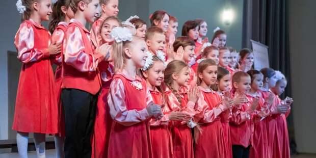 Собянин отметил текущие итоги реализации проекта «Искусство-детям» / Фото: М.Мишин, mos.ru
