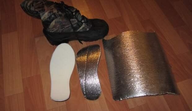 Как утеплить обувь, чтобы пальцы не отмерзли во время морозов