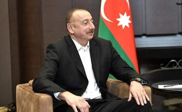 Алиев отметил позитивную динамику в отношениях между Баку и Москвой