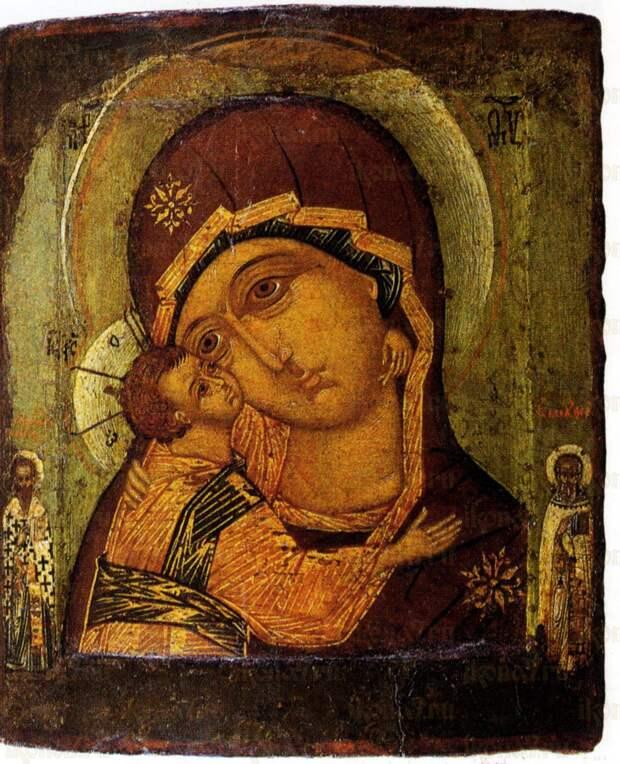 Игоревская икона Божией Матери (Заступница Небесная)