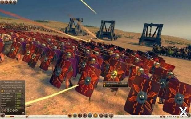 Преторианская гвардия в игре Total Wa...