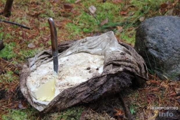 Масло возрастом 2 тыс. лет до сих пор съедобно. Как его сохранили?