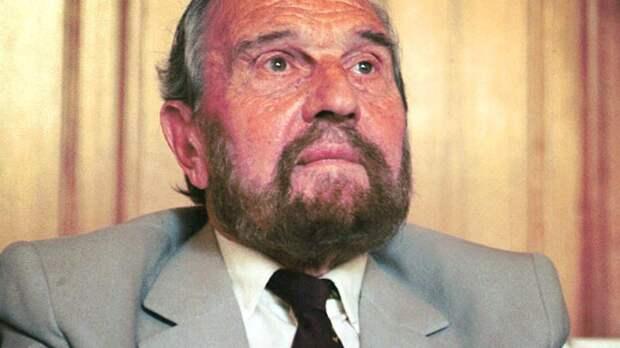 Советский разведчик Джордж Блейк скончался на 99-м году жизни