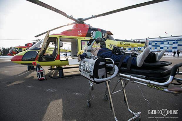 Сегодня на шее КВЗ камнем висит работа по строительству вертолетов для инициированного «Ростехом» проекта Национальной службы санитарной авиации (НССА)