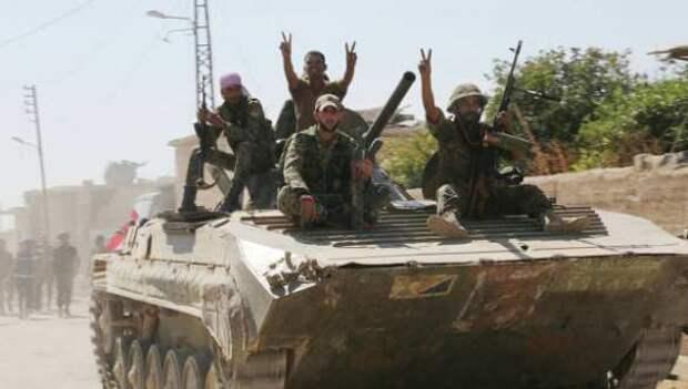 Армия Асада взяла Дарайю под Дамаском: это сравнимо сосвобождением Алеппо | Продолжение проекта «Русская Весна»