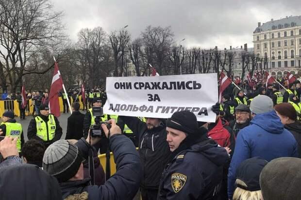 Как Латвия променяла свою промышленность на шествие памяти служащих СС...