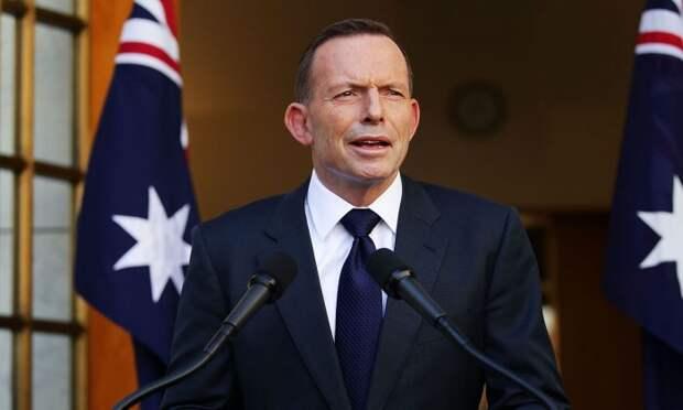 Предприятия должны убрать китайские товары из цепочек поставок, заявил бывший премьер-министр Австралии