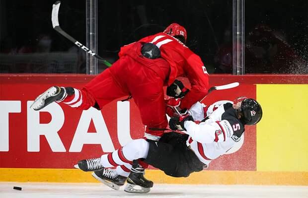 Россия и Канада сыграют в одной группе на чемпионате мира 2022 года в Финляндии