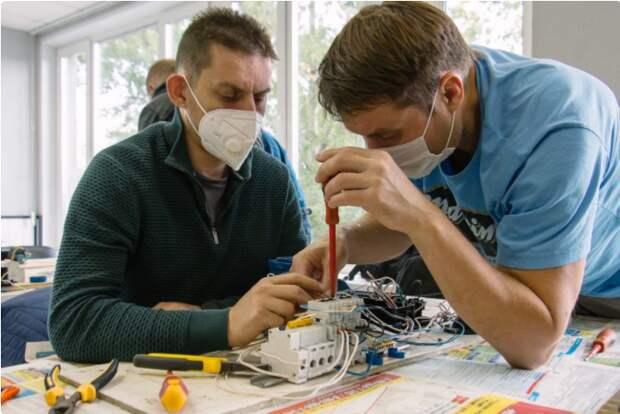 В учебном центре в Выхине-Жулебине помогут поменять профессию