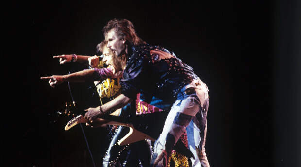 Рок-группу Scorpions обвинили в распаде СССР