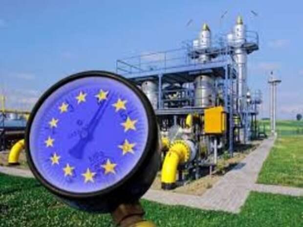 Цены на газ в Европе снова медленно, но верно ползут вверх