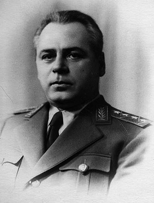 Всеволод Николаевич Меркулов