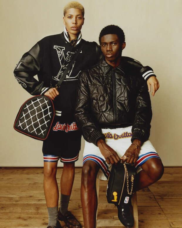 Louis Vuitton выпустили вторую часть коллекции для NBA