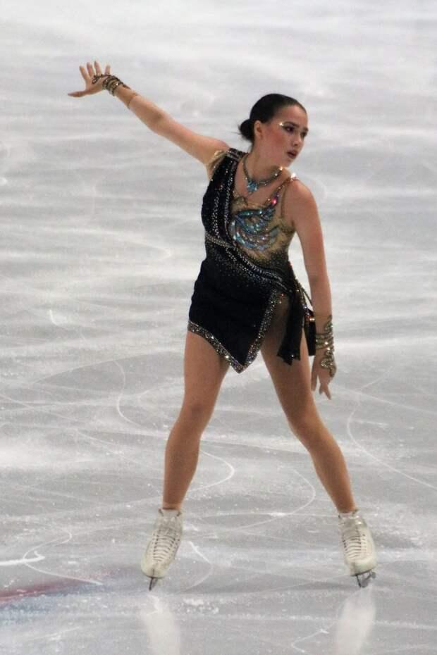Олимпийская чемпионка из Удмуртии Алина Загитова стала одной из самых упоминаемых спортсменок в СМИ