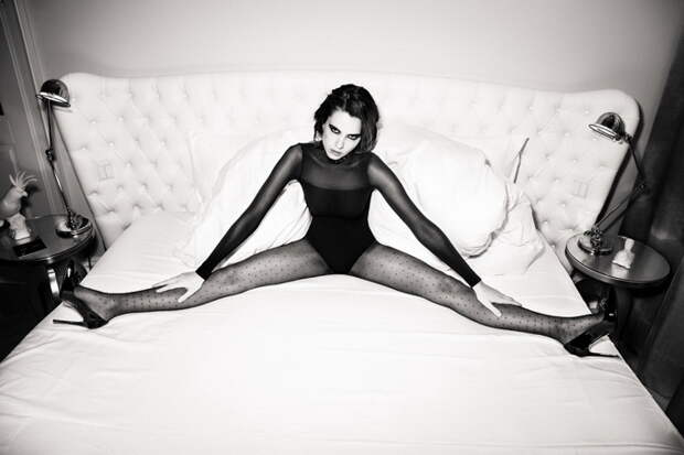 Эротическая фэшн-фотография от Стефано Брунески