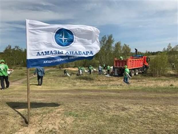 Росприроднадзор начал проверку после разлива дизтоплива на алмазном прииске в Якутии