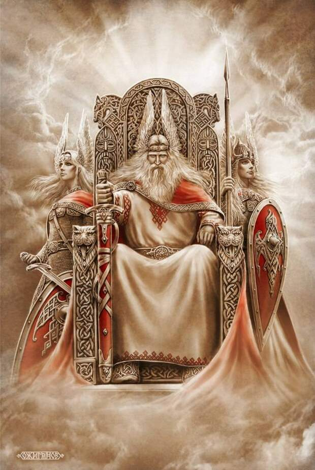 Дорогами богов. Почему русских вычеркнули из древней истории