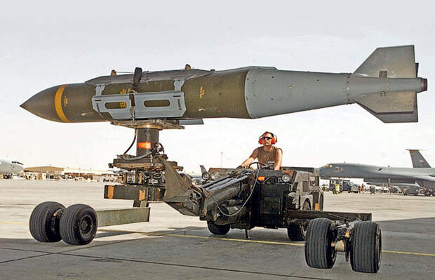 Тест-драйв бомбардировщика «Стелс»: что придёт на смену?