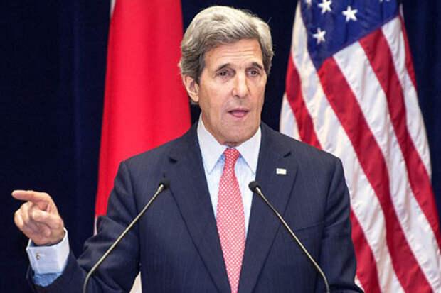 Керри: Путин переломил ход войны в Сирии, но не закончил её