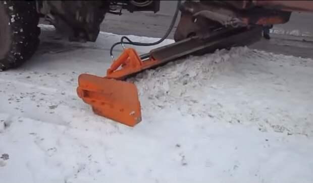 Модернизировать грейдеры для уборки снега предложили вНижнем Тагиле