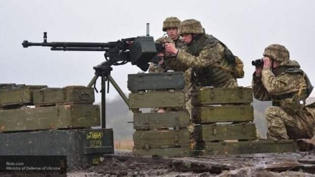 Сладков зафиксировал, как ВСУ начали серьезно окапываться в Донбассе