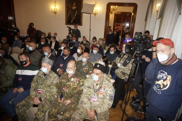 «Союз добровольцев Донбасса» публично побил горшки с партией Прилепина
