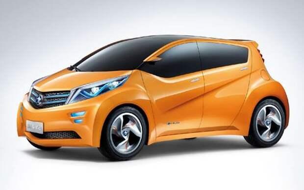 Renault-Nissan выпустит электромобиль ценой менее 8 тысяч долларов