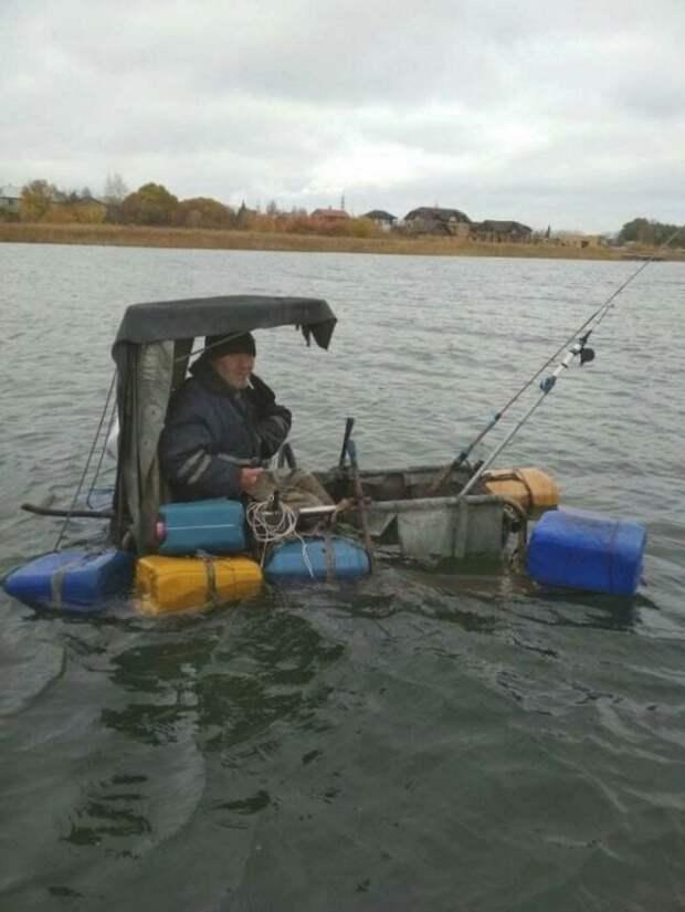 Рыбное фото-ассорти
