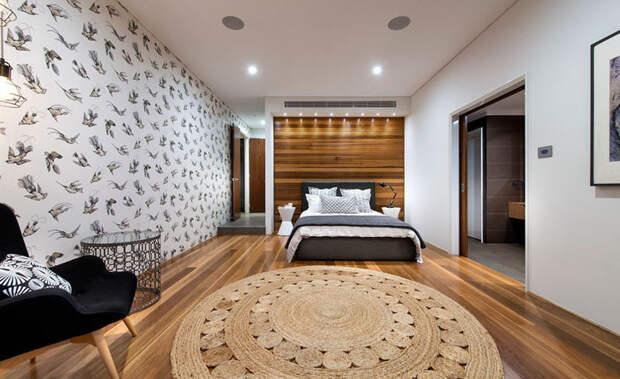 10 идей, чтобы дать новую жизнь пустой стене спальни