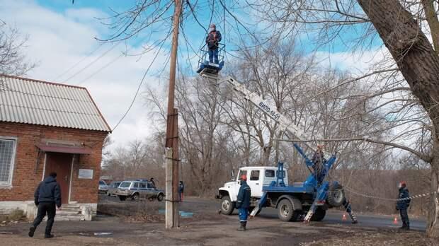 Сотни домов вРостове-на-Дону обесточат вконце рабочей недели