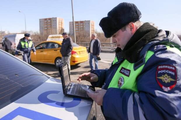 На Таллинской легковушка совершила наезд на пешехода