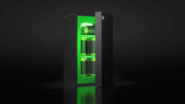 Спекулянты раскупили мини-холодильники Xbox Mini Fridge и перепродают их втридорога
