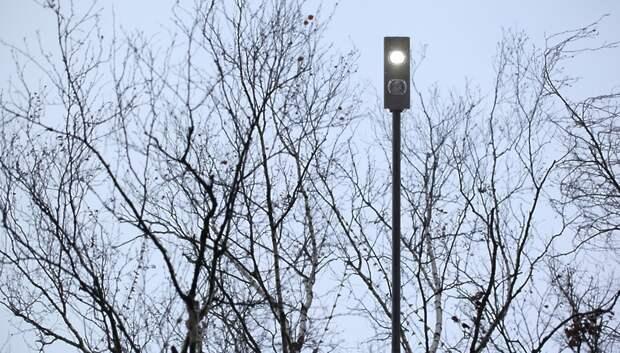 Нарушения в работе уличных светильников выявили в микрорайоне Львовский