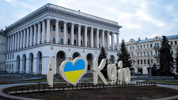 В Киеве не намерены признавать решения Путина и Байдена по Украине...