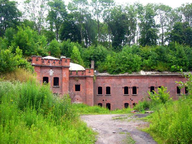 Продается крепость, качество немецкое: власти Калининграда включили форт XIX века в план приватизации