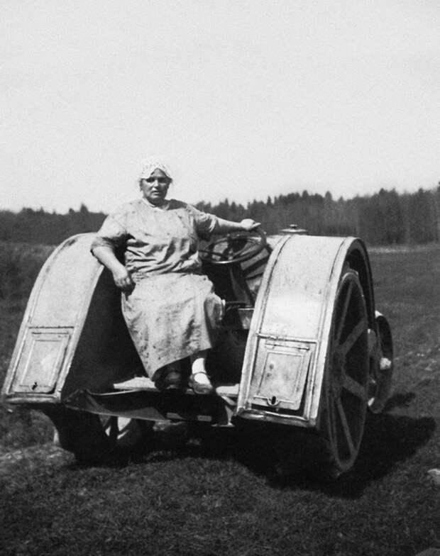 20+ фото самых необычных русских бабушек