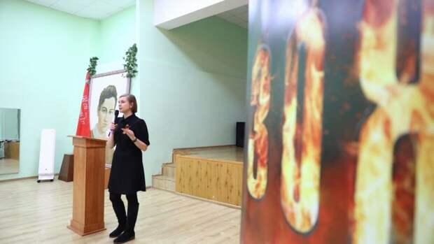"""Фильм """"Зоя"""" признан лучшим на фестивале военного кино имени Озерова"""