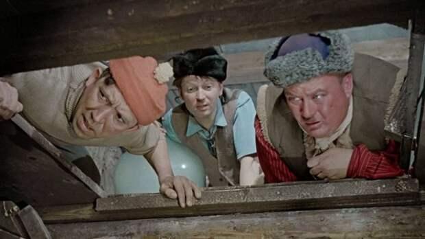 Культовые алкаши советского кино