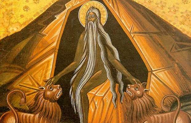 Святой Макарий.